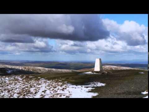 Calders and The Calf, a Howgill Fells Walk